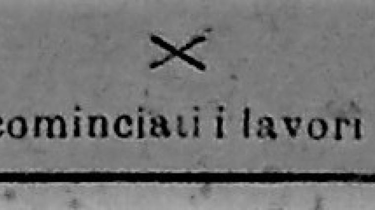 """""""Corriere Abruzzese"""" lunedì 22 febbraio 1888"""