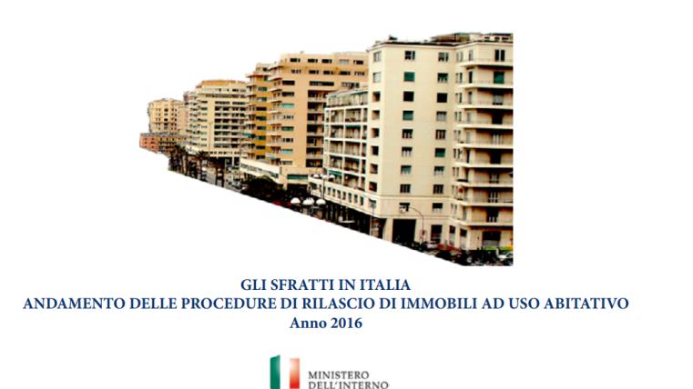 Pescara sfratti studio