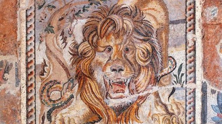 mosaico del l