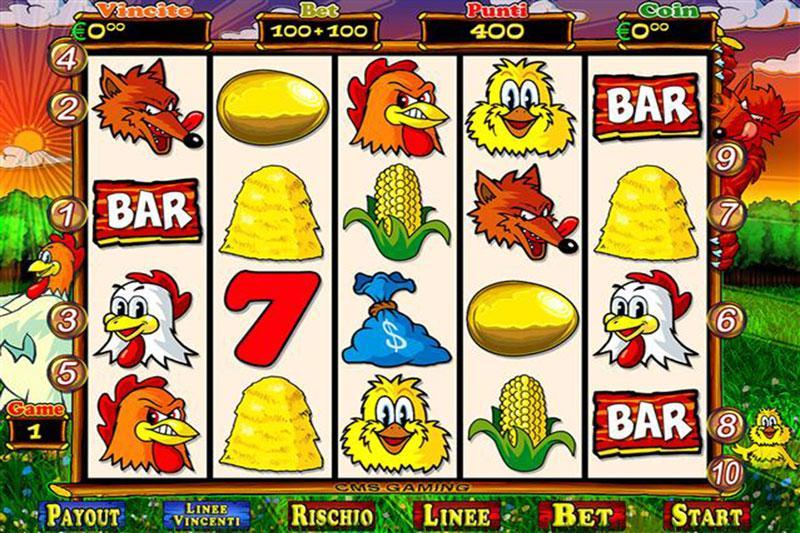 Deer park casino