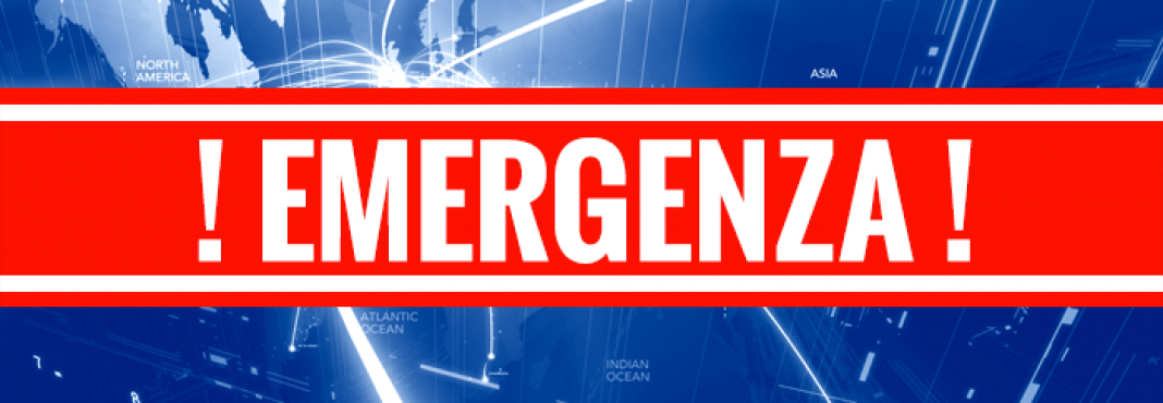 Risultati immagini per emergenza