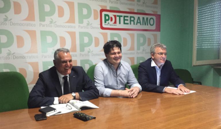Mariani, Pepe, Monticelli,